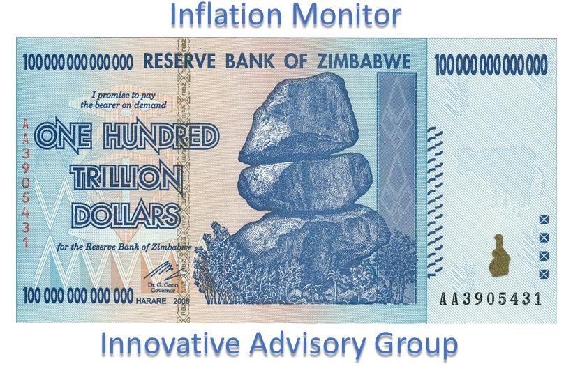 inflation monitor - march 2016