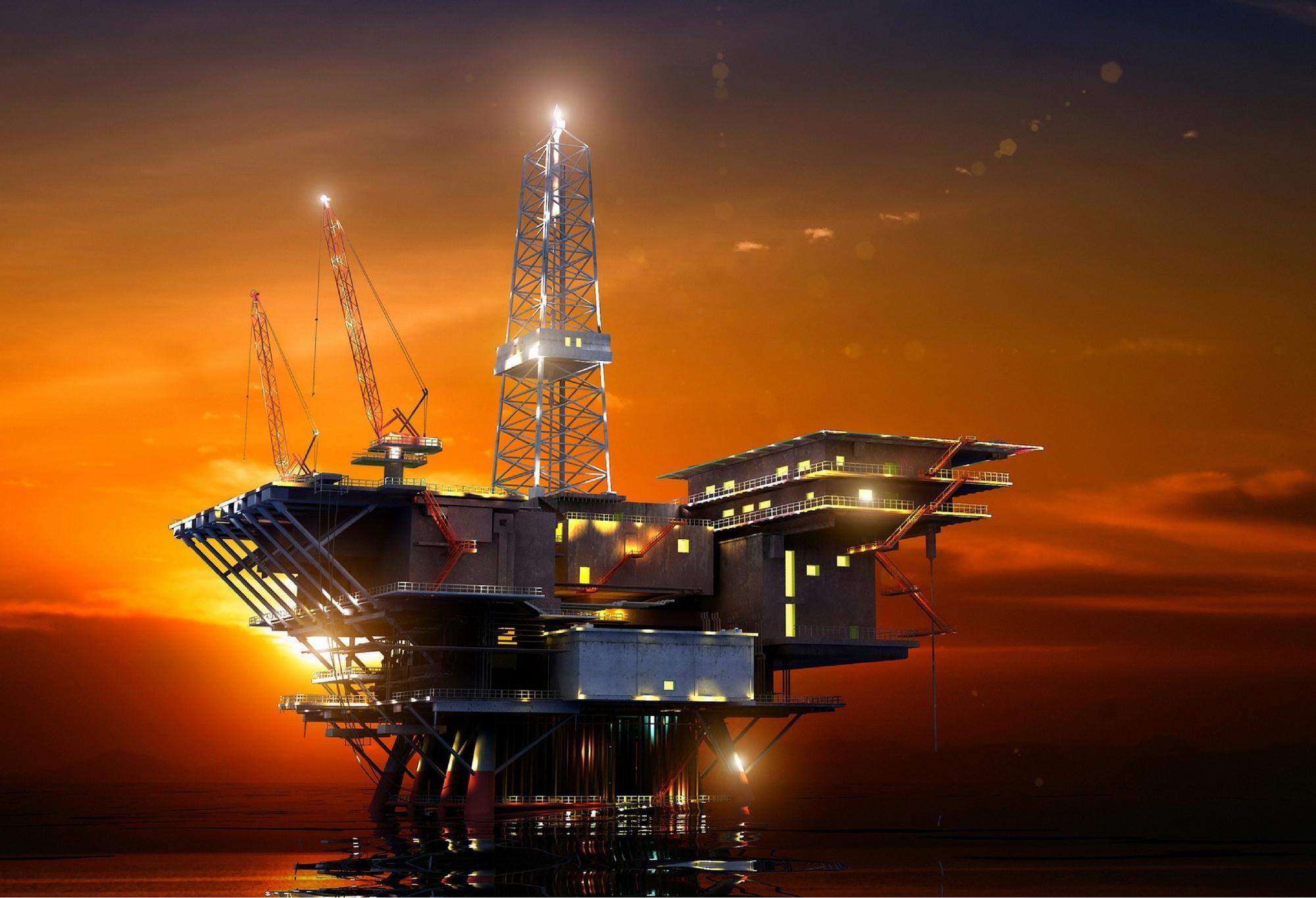oil gas petroleum field management service software lubricants technology sector innovation gasoline seas petrochemicals fze saiz john shock services rig