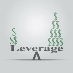 real estate leverage