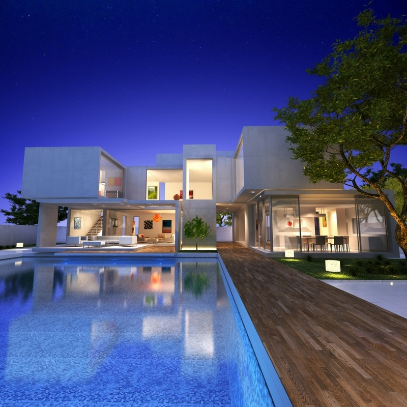 Luxury House In Los Angeles California: The Secret To Building Wealth In Real Estate